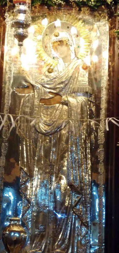 Ιερά εικόνα της Γερόντισσας